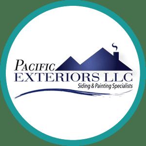 Pacific Exteriors - Logo